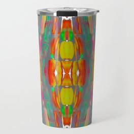 Dream Shade Sugarcane Pattern Travel Mug
