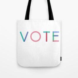 Vote Baby Vote 032816 Tote Bag