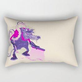exterMANator Rectangular Pillow