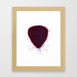 True Love / Invert. Fuck. Framed Art Print