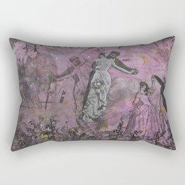 Dancing Rectangular Pillow