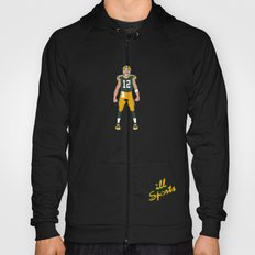 Cheese Head - Aaron Rodgers Hoody