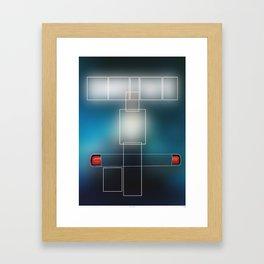 Five-minute (Drive) Framed Art Print