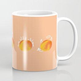Feeling Peachy  Coffee Mug
