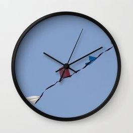 Bandeirolas Wall Clock