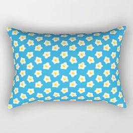 Sunny Side Up Eggs Rectangular Pillow