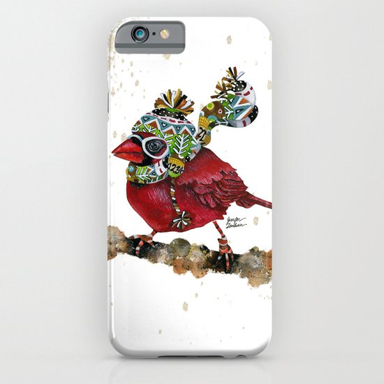 Cardinal Blaze 3 iPhone & iPod Case