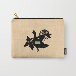 Pennsylvania - State Papercut Print Carry-All Pouch