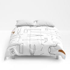 Carpenter Tools Comforters