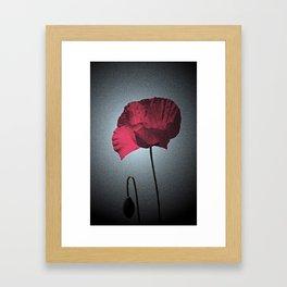 Dark Remembrance Framed Art Print
