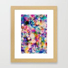 Bitmap Framed Art Print