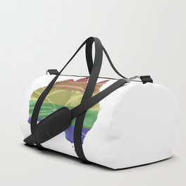Australia Gay Pride Flag Duffle Bag