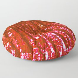 Triton´s Secrets Red Coral Floor Pillow