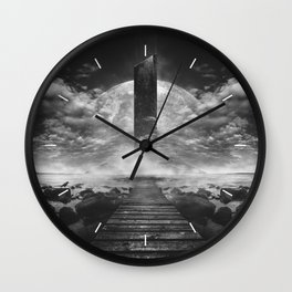 Some day soon Wall Clock