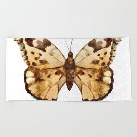 Butterfly 10 Beach Towel