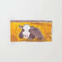 A Heifer Calf Named Darla Hand & Bath Towel