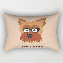 Fritz Kent Rectangular Pillow