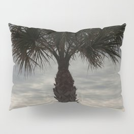 Palm Tree in the Morning Light Pillow Sham