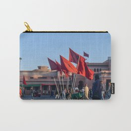 Pride of Jemaa el-Fna (Marrakech) Carry-All Pouch