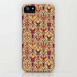 Kilim Fabric iPhone Case