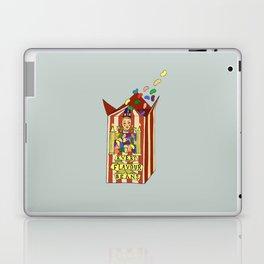 Bertie Botts Beans Laptop & iPad Skin