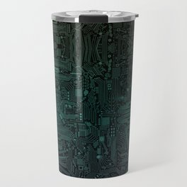 Circuitry Details Travel Mug