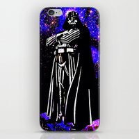 vader iPhone & iPod Skins featuring Vader  by Saundra Myles