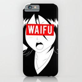 Rukia WAIFU iPhone Case