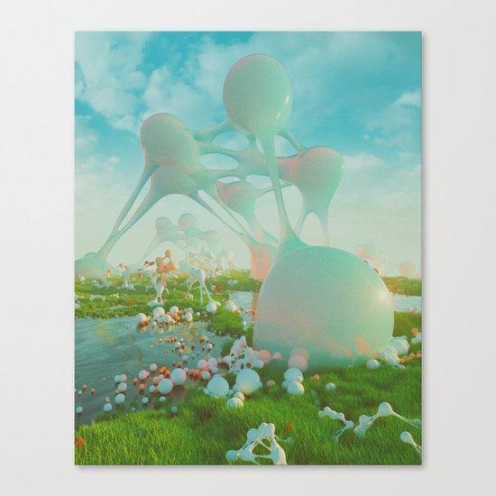 MILKGOO (everyday 010.04.16) Canvas Print