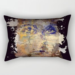 TIGHTROPE WALK Rectangular Pillow
