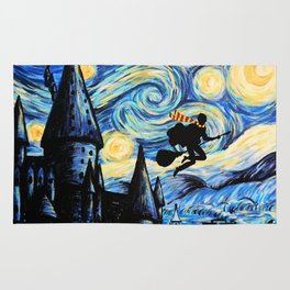Potter Starry Night Rug