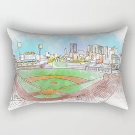 PNC Park Rectangular Pillow