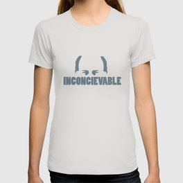 The Princess Bride - Inconcievable T-shirt