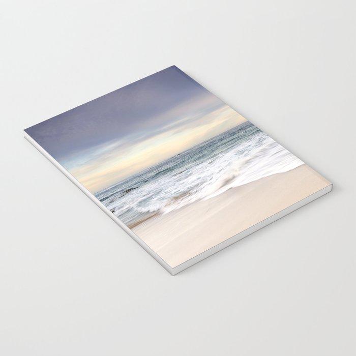 Tranquil Beach Notebook
