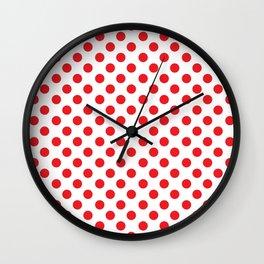 Lichtenswatch - Cold Shoulder Wall Clock