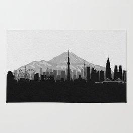 City Skylines: Tokyo Rug