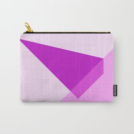 Triangles No7 Carry-All Pouch