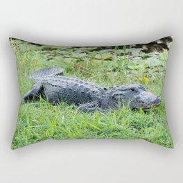 Sinister Grin Rectangular Pillow