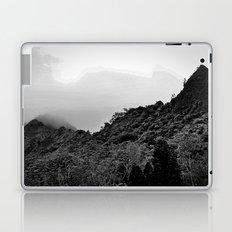 Foggy Peaks Laptop & iPad Skin
