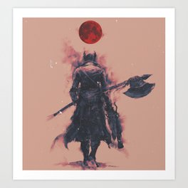 Hunt the Great Ones Art Print