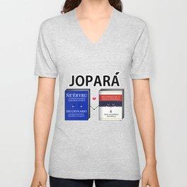 Jopara Love Unisex V-Neck