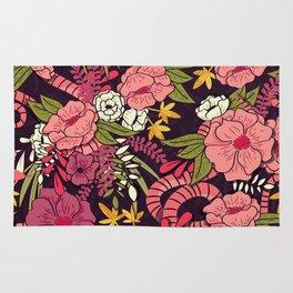 Jungle Pattern 001 Rug