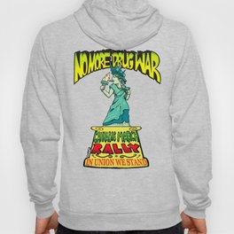 Cannabis March Rally - Statue of Liberty Hoody
