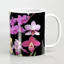 Orchids Galore Coffee Mug