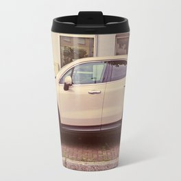 "Fiat 500X ""The Perturbator"" Travel Mug"