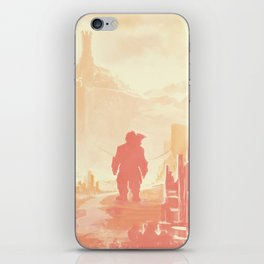 Dragon Age: Varric iPhone Skin