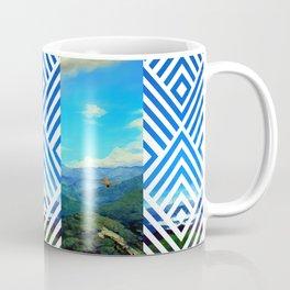You will see me flying like a wild rain... (Me verás volar... como lluvia salvaje) Coffee Mug