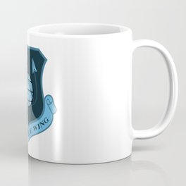 Space Force - Space Wing (Blue) Coffee Mug