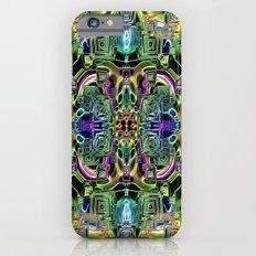 Ridged Patterns 2 A iPhone 6s Slim Case
