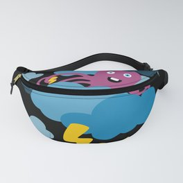 Who Makes the Thunder? Fanny Pack